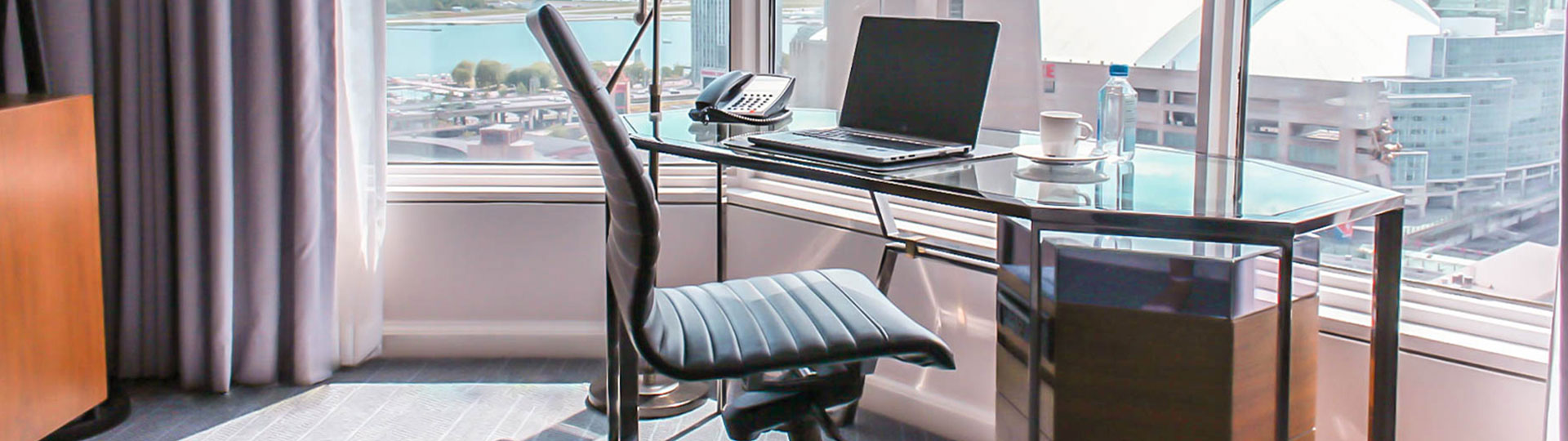Work from Hotel Package at Ontario Hotel