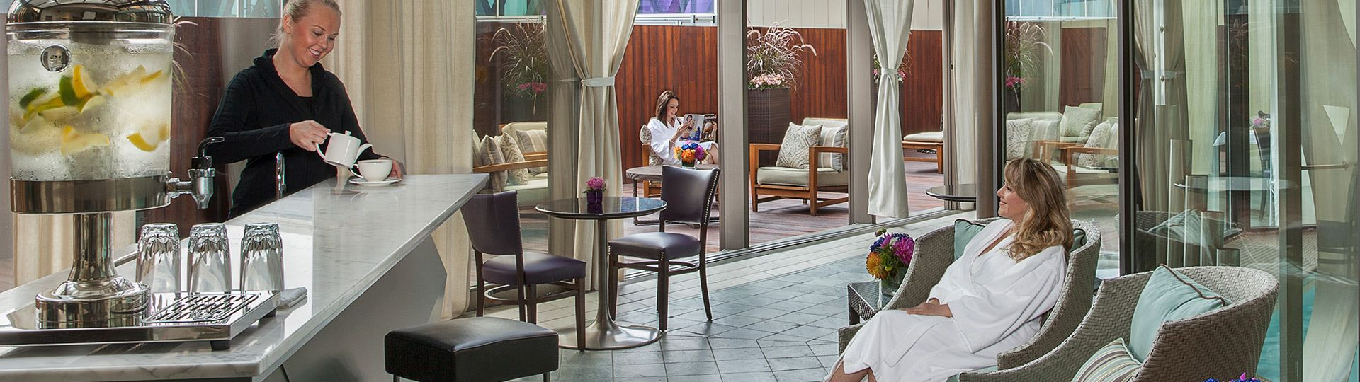 Spa Services and Packages at Intercontinental Toronto Centre, Ontario